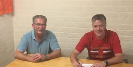 Arno Arts: Trainer Rood Wit seizoen '20-'21